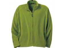 Gambela Microfleece Full Zip Jacket (Imprinted)