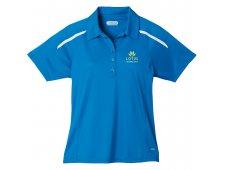 Nyos Women's Short Sleeve Polo Shirt