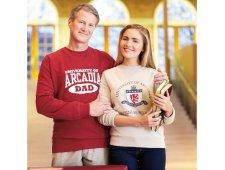 Garris Women's Fleece Crew Sweatshirt
