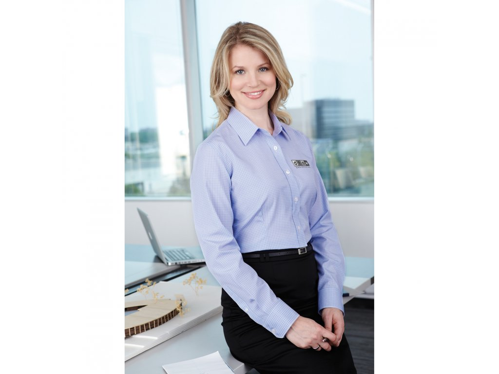 Hayden Long Sleeve Women's Shirt
