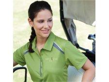 Quinn Short Sleeve Polo Women's Shirt