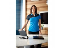 Prater Women's Short Sleeve Polo