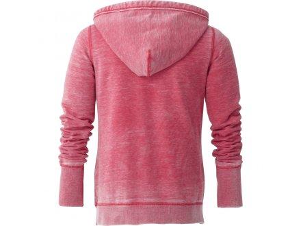 Lakeview Women's Fleece Kanga Hoody (Imprinted)